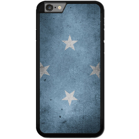 Fits Apple iPhone 7 PLUS -  Micronesia Flag Case Phone Cover Y00266