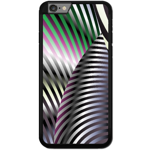 Fits Apple iPhone 8 - Zebra Pattern Case Phone Cover Y00302