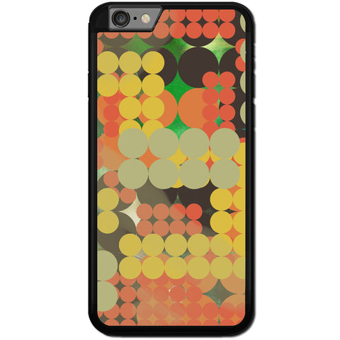 Fits Apple iPhone 6 PLUS & 6S PLUS - Abstract Pola Dots Case Phone Cover Y00311