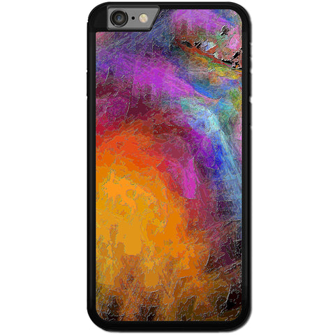 Fits Apple iPhone 7 PLUS - Abstract Painting Case Phone Cover Y00317