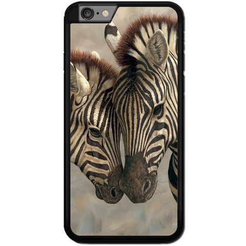 Fits Apple iPhone 6 PLUS & 6S PLUS - Zebra Love Baby Case Phone Cover Y00369