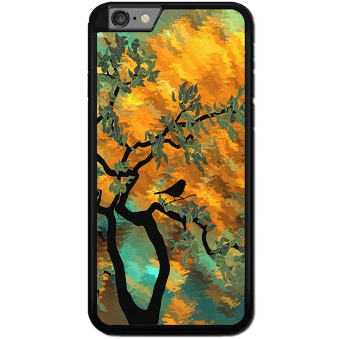 Fits Apple iPhone 6 & 6S - Abstract Tree Case Phone Cover Y00393