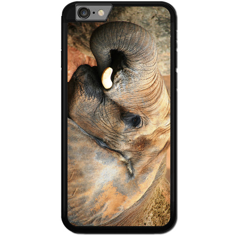 Fits Apple iPhone 7 PLUS - Elephant Trunk Case Phone Cover Y00444