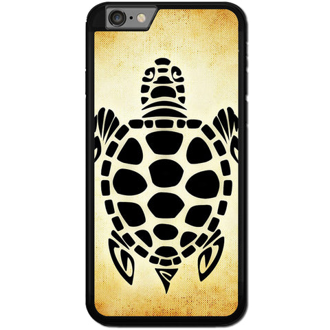 Fits Apple iPhone 6 & 6S - Artistic Turtle Case Phone Cover Y00693