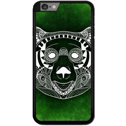 Fits Apple iPhone 6 & 6S - Artistic Bear Case Phone Cover Y00696