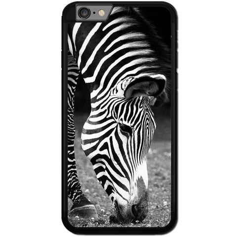 Fits Apple iPhone 7 - Zebra Natural Case Phone Cover Y00950
