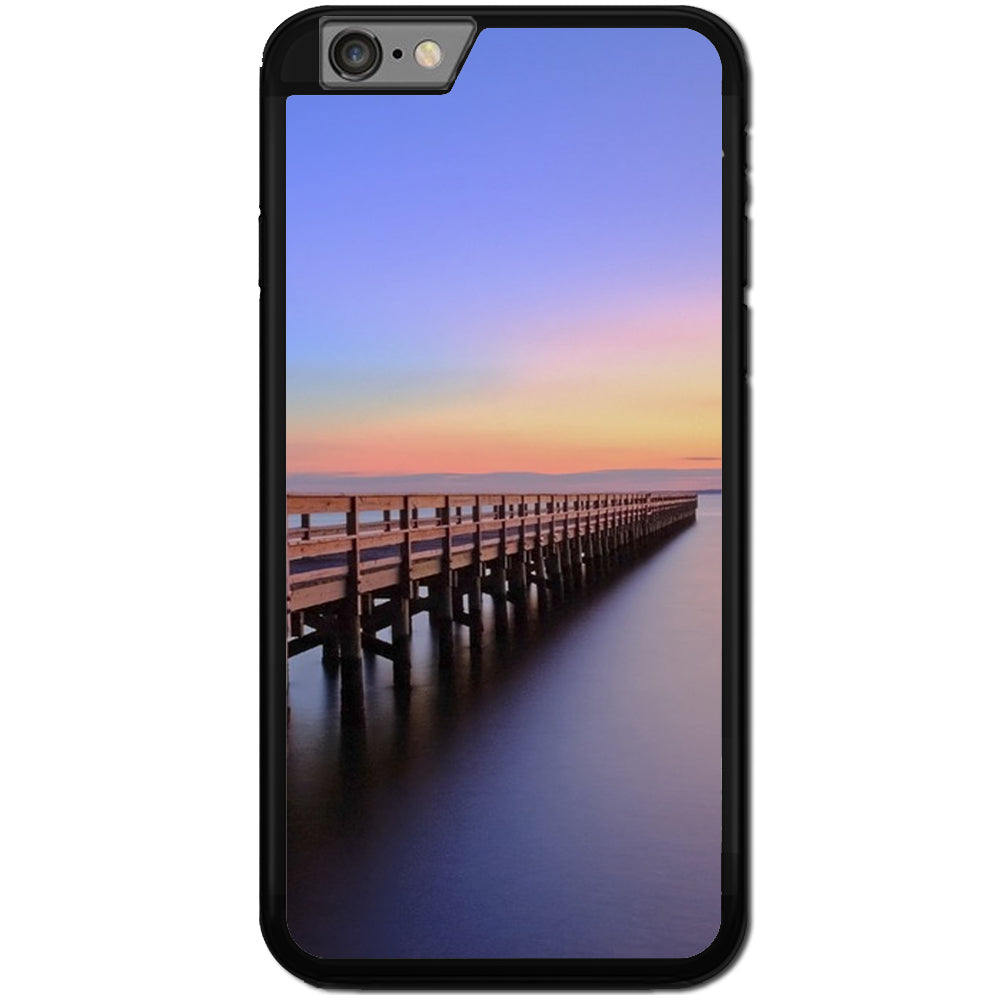 Fits Apple iPhone 6 & 6S - Jetty to Heaven Case Phone Cover Y00976