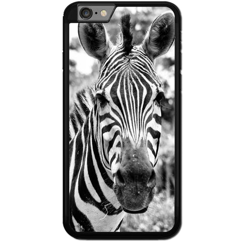 Fits Apple iPhone 6 PLUS & 6S PLUS - Zebra Real Case Phone Cover Y01056