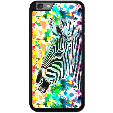 Fits Apple iPhone 6 PLUS & 6S PLUS - Zebra Beauty Case Phone Cover Y01096