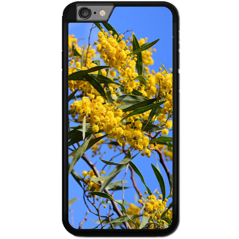 Fits Apple iPhone 8 PLUS - Wattle Tree Case Phone Cover Y01461