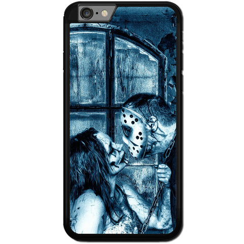 Fits Apple iPhone 6 PLUS & 6S PLUS - Zombie Love Case Phone Cover Y01493