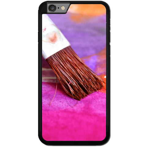 Fits Apple iPhone 6 & 6S - Paint Brush Artist Case Phone Cover Y01554
