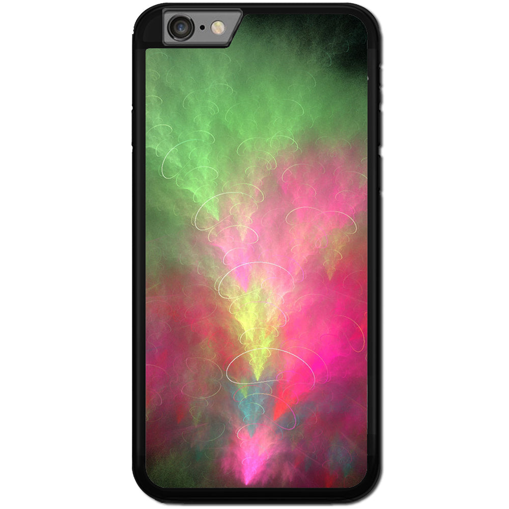 Fits Apple iPhone 6 & 6S - Coloured Smoke Case Phone Cover Y01560