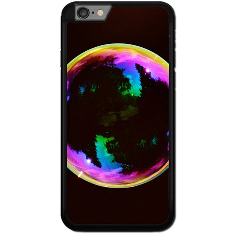 Fits Apple iPhone 8 PLUS - Bubble Mirror Case Phone Cover Y01608
