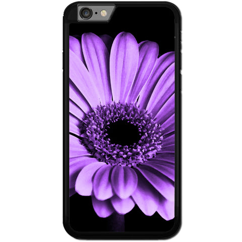 Fits Apple iPhone 6 & 6S - Amethyst Flower Case Phone Cover Y01615