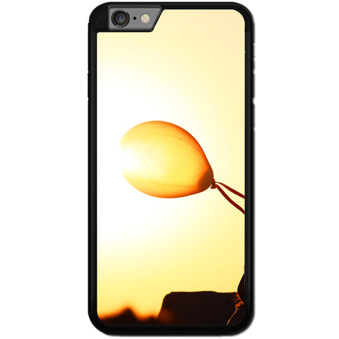 Fits Apple iPhone 8 PLUS - Balloon Sunset Case Phone Cover Y01616