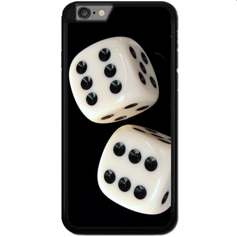 Fits Apple iPhone 6 PLUS & 6S PLUS - Dice Lucky Sixes Case Phone Cover Y01624