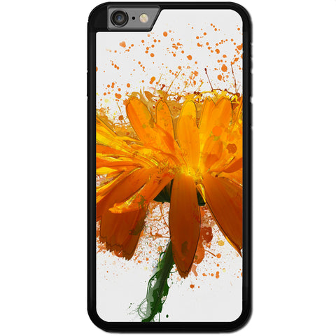 Fits Apple iPhone 8 PLUS - Calendula Painted Case Phone Cover Y01625