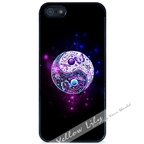 For Apple iPhone 5 5G 5S - Yin Yang Gorgeous Case Phone Cover Y01093