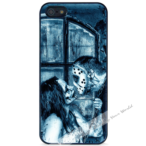 For Apple iPhone 5 5G 5S - Zombie Love Case Phone Cover Y01493