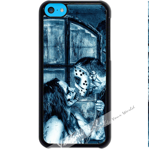 For Apple iPhone 5C - Zombie Love Case Phone Cover Y01493
