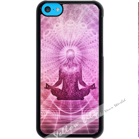 For Apple iPhone 5C - Meditation Case Phone Cover Y01498