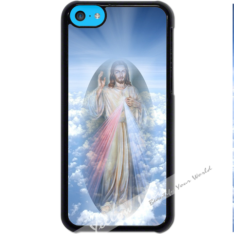 For Apple iPhone 5C - Jesus Faith Pray Case Phone Cover Y01500