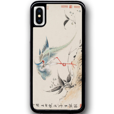 Fits Apple iPhone X - Yua Yan Art Case Phone Cover Y00062