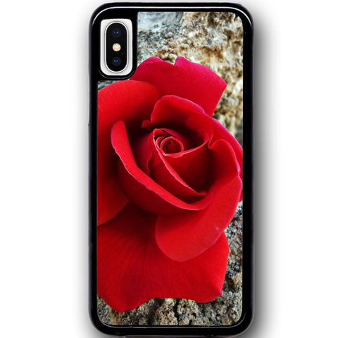 Fits Apple iPhone X - Gorgeous Rosa Case Phone Cover Y01583