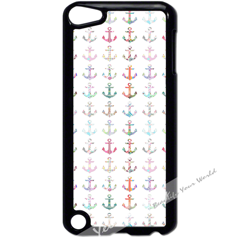 For Apple iPod Touch 5 - Anchor Montage Case Phone Cover Y01127