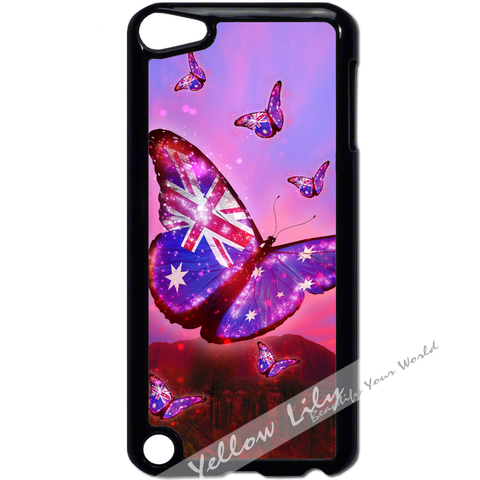 For Apple iPod Touch 5 - Aussie Outback Case Phone Cover Y01149