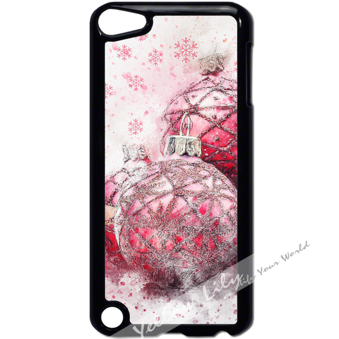 For Apple iPod Touch 5 - Artistic Ball Balls Case Phone Cover Y01188