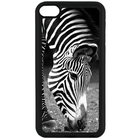 For Apple iPod Touch 6 - Zebra Natural Case Phone Cover Y00950