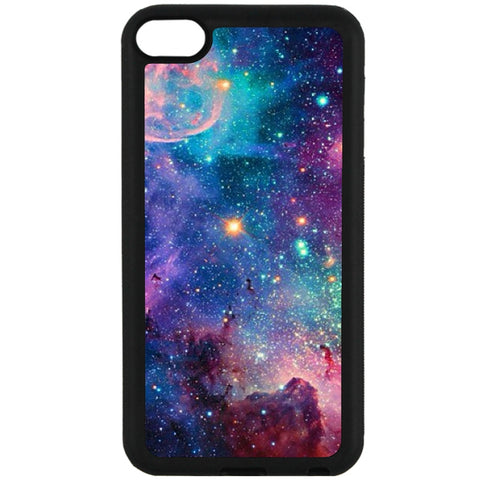For Apple iPod Touch 6 - Aztec Colour Galaxy Case Phone Cover Y01007
