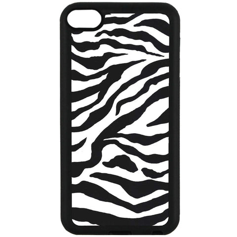 For Apple iPod Touch 6 - Zebra Stripes Case Phone Cover Y01079