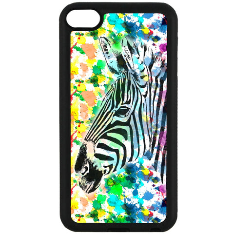 For Apple iPod Touch 6 - Zebra Beauty Case Phone Cover Y01096