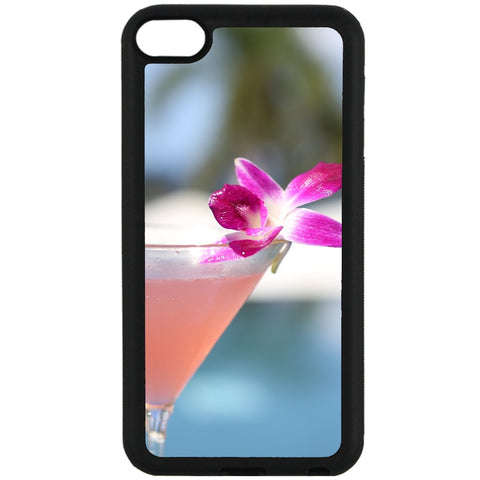 For Apple iPod Touch 6 - Island Cocktail Case Phone Cover Y01308