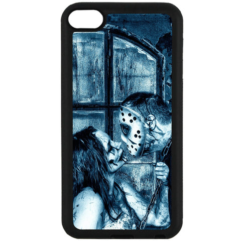 For Apple iPod Touch 6 - Zombie Love Case Phone Cover Y01493