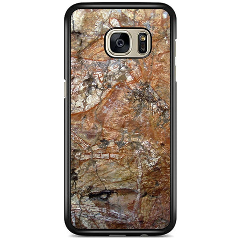 Fits Samsung Galaxy S7 - Aboriginal Art Case Phone Cover Y00245