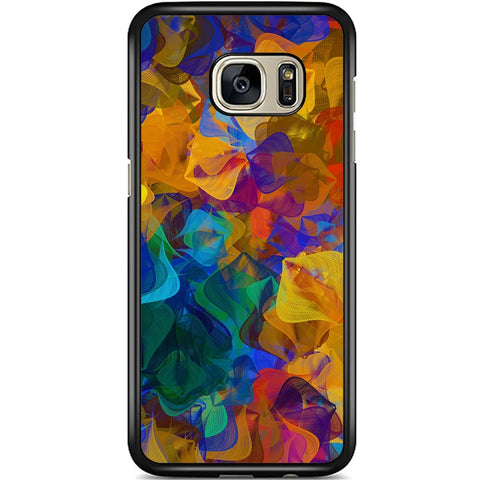Fits Samsung Galaxy S7 EDGE - Abstract Art Case Phone Cover Y00285