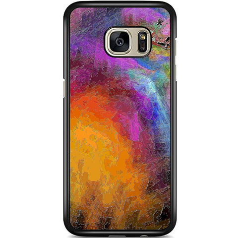 Fits Samsung Galaxy S7 - Abstract Painting Case Phone Cover Y00317