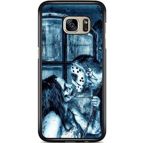 Fits Samsung Galaxy S7 - Zombie Love Case Phone Cover Y01493