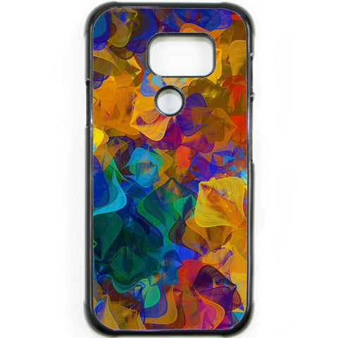 Fits Samsung Galaxy S7 ACTIVE - Abstract Art Case Phone Cover Y00285