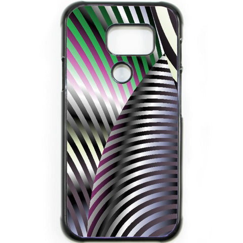 Fits Samsung Galaxy S7 ACTIVE - Zebra Pattern Case Phone Cover Y00302