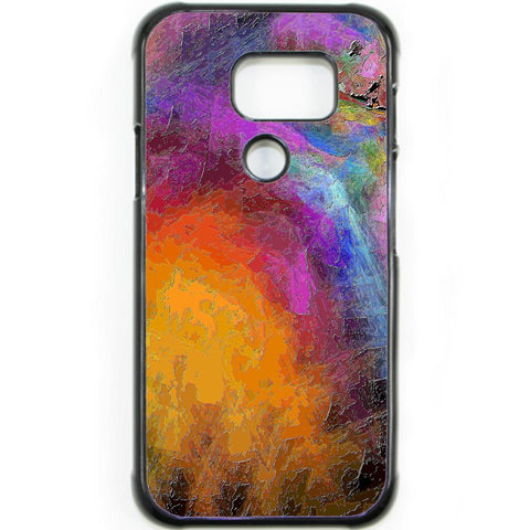 Fits Samsung Galaxy S7 ACTIVE - Abstract Painting Case Phone Cover Y00317