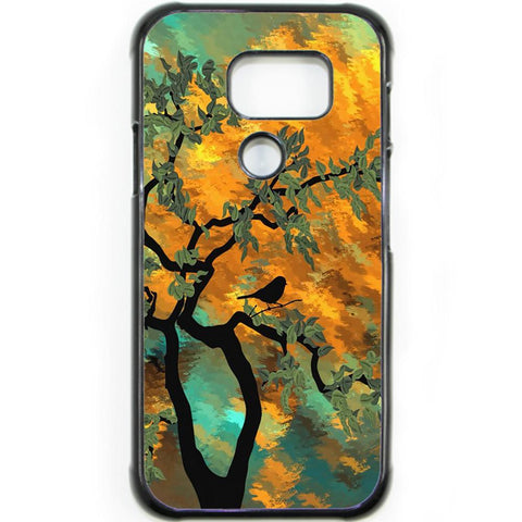 Fits Samsung Galaxy S7 ACTIVE - Abstract Tree Case Phone Cover Y00393