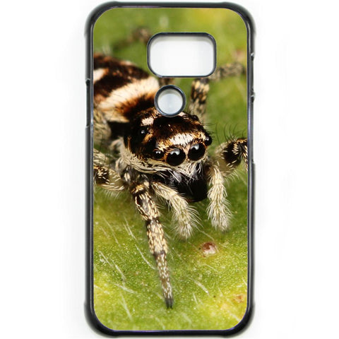 Fits Samsung Galaxy S7 ACTIVE - Zebra Spider Case Phone Cover Y00540