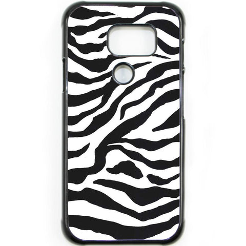 Fits Samsung Galaxy S7 ACTIVE - Zebra Stripes Case Phone Cover Y01079