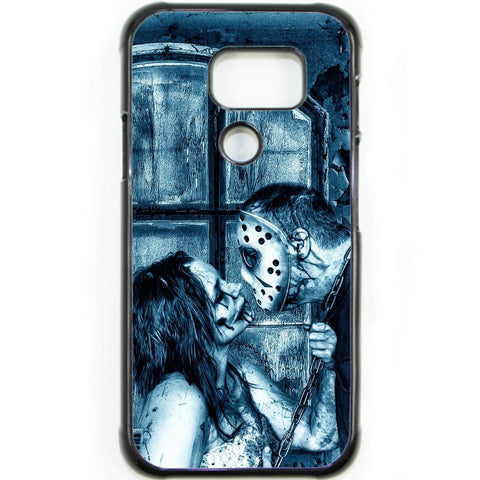 Fits Samsung Galaxy S7 ACTIVE - Zombie Love Case Phone Cover Y01493