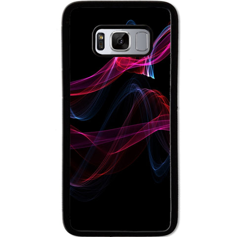 Fits Samsung Galaxy S8 - Abstract Trails Case Phone Cover Y00010